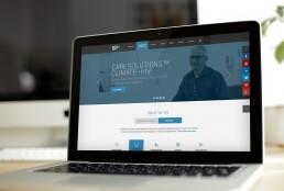 Website design for 6PM Group Malta