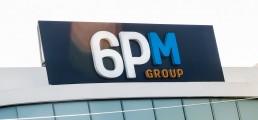 Signage design for 6PM Group Malta