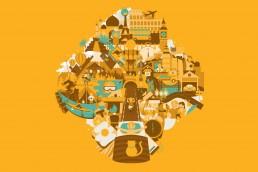 Nolah brand illustration full