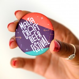 Merchandise for Malta Craft Beer Festival 2019