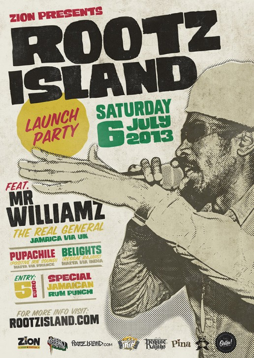 Roots Island featuring Mister Williamz