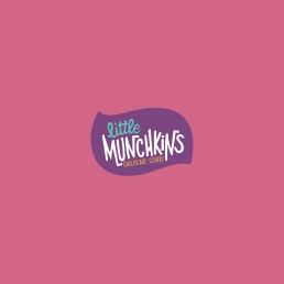 Logo design for Little Munchkins child care centre