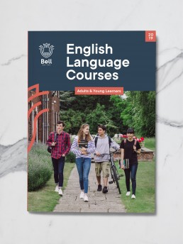 Bell English Cambridge 2019 prospectus