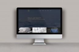 Website design for SilkFX