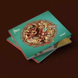 Tribali album digipack artwork