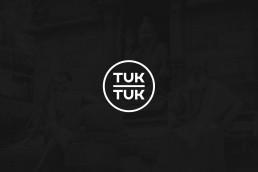 Tuktuk Malta logo design