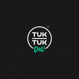 Brand logo for TukTuk South Indian Deli
