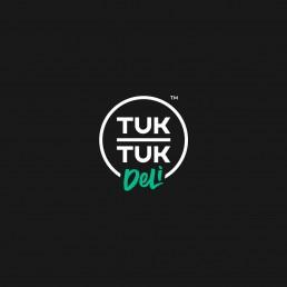 Brand logo for TukTuk South Indian Deli